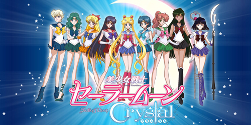 Sailor Moon Crystal ganhará uma terceira temporada!