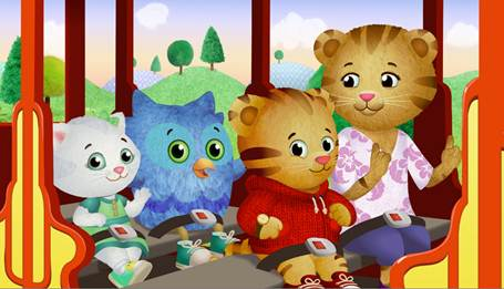 Daniel Tiger and Friends