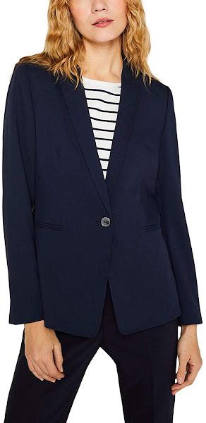 Good Quality Navy Blue Blazers For Women