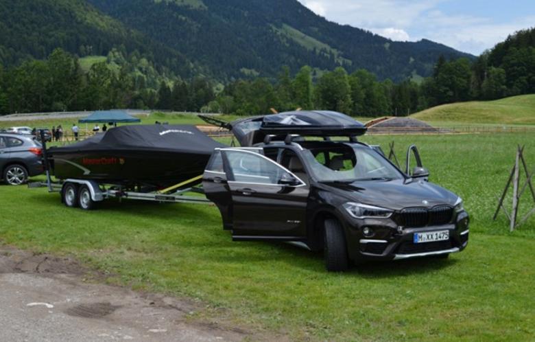 BMW X5 Towing Capacity