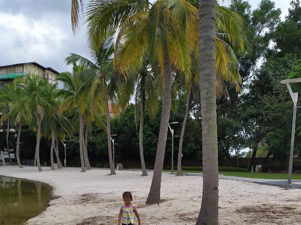 Putrajaya ada pantai?