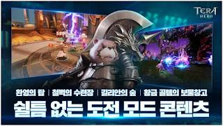 Download Tera Hero Apk English Terbaru