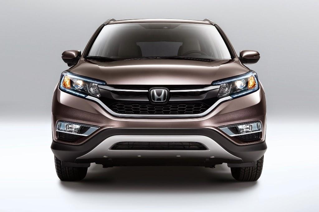 Spesifikasi dan Kelebihan Honda CR-V 2016