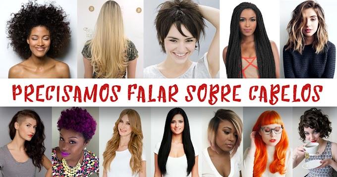 Diversidade cabelereiros, diversidade!
