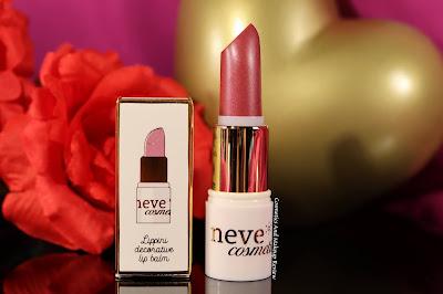 Neve Cosmetics - Silkyglow - Lippini Decorative Lip Balm