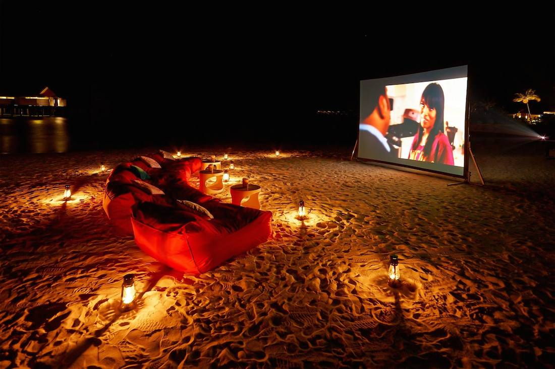 MOVIE NITE ON THE BEACH NIYAMA