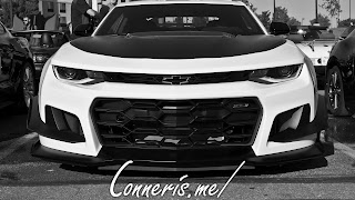 Chevrolet Camaro ZL1 Front