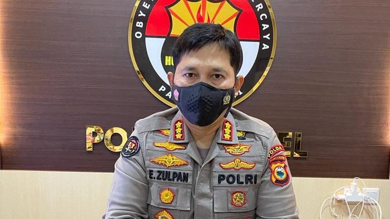 Polisi Tetapkan 14 Tersangka Pembongkaran 7 Makam Jenazah Covid 19