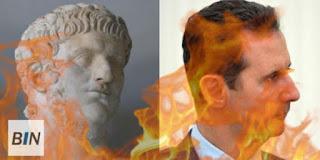 Assad - Nero of the East?