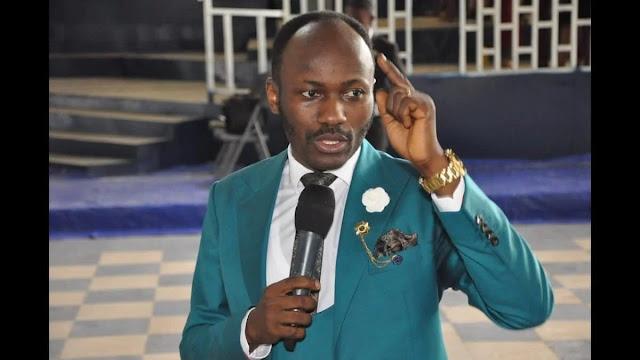 End SARS: 'Your speech was useless, insensitive' – Apostle Johnson Suleman attacks Buhari