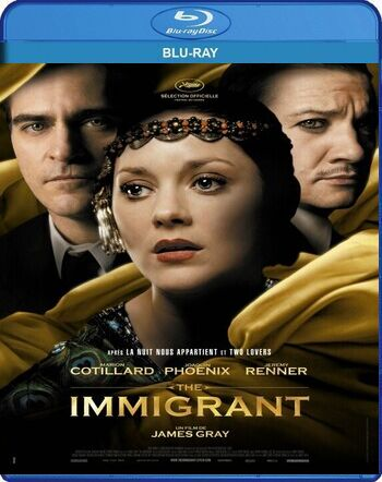 The Immigrant 2013 BluRay 720p Dual Audio In Hindi English