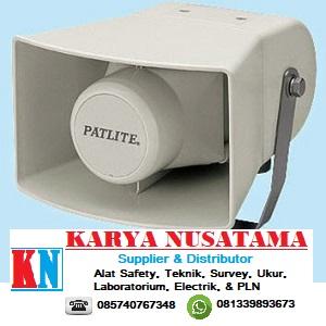Jual Sirine Untuk Pabrik Permen PATLITE EWH 24e 32 Sound di Pasuruan