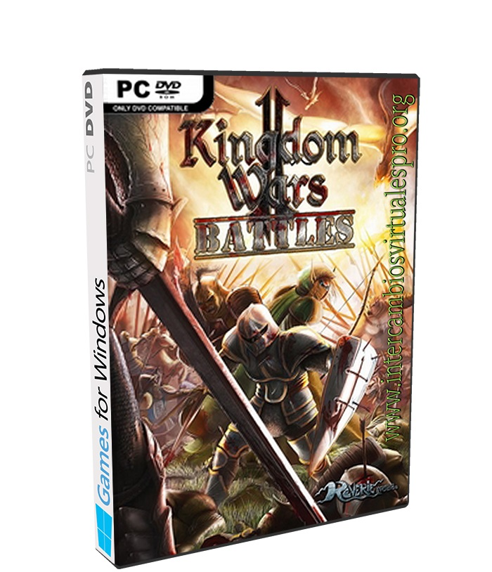 KINGDOM WARS 2 UNDEAD COMETH poster box cover