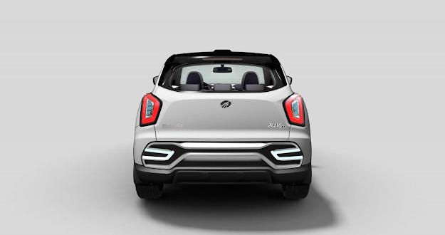 Mahindra XUV300 Electric Car