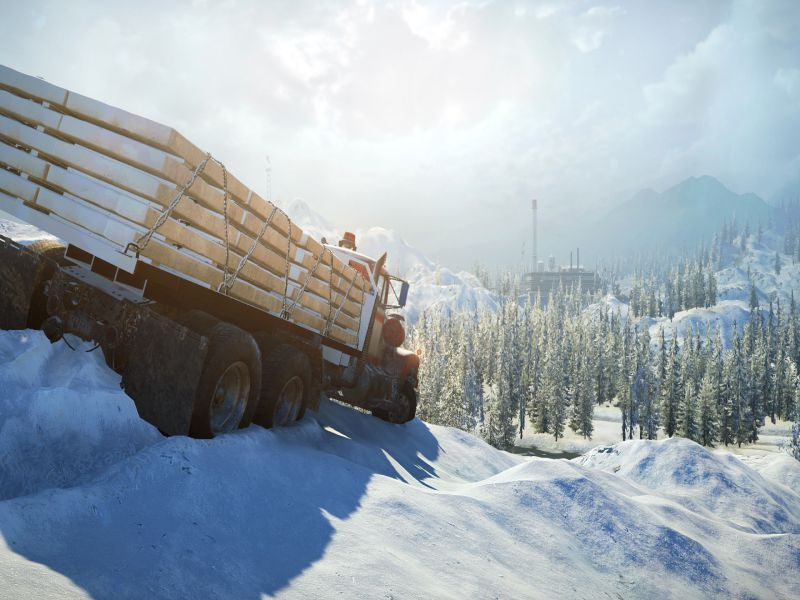 SnowRunner PC Game Free Download