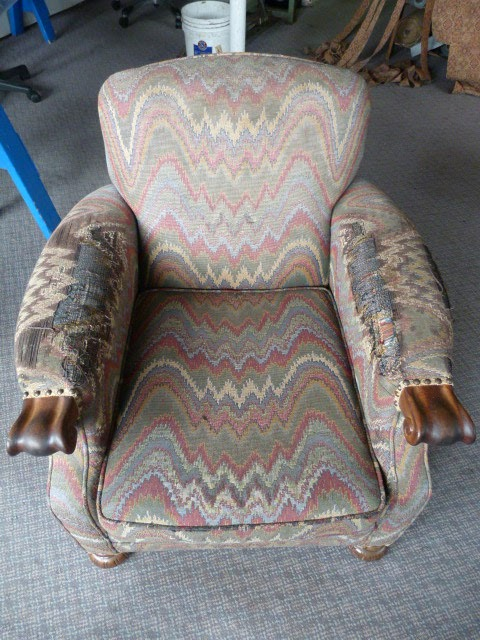 Practical Upholstery Design Studio Traditional Flame Stitch Fabric