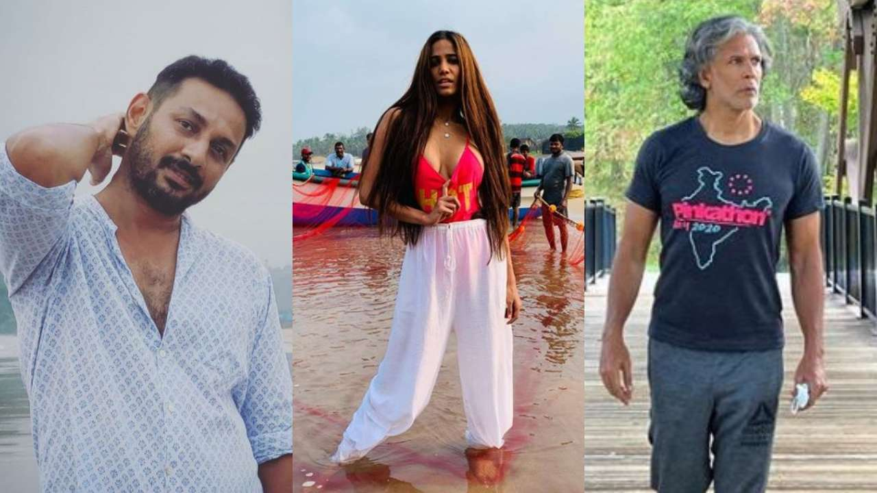 Actors update: Women are labeled sl**s if they are going nude, men arent Apurva Asrani on Poonam Pandey, Milind Soman photos