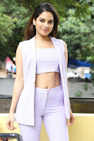 Tanya Hope in Crop top and Trousers Beautiful Pics at her Interview 13 7 2017 ~  Exclusive Celebrities Galleries 066.JPG