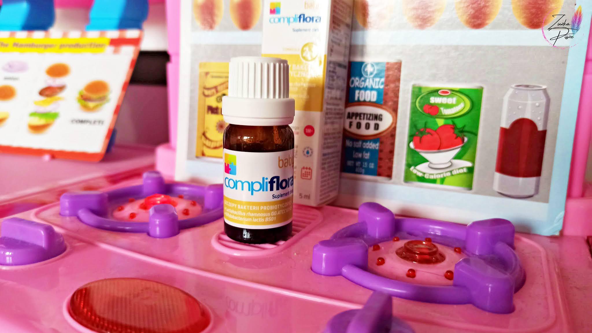 Compliflora baby - zdrowie w kilku kropelkach