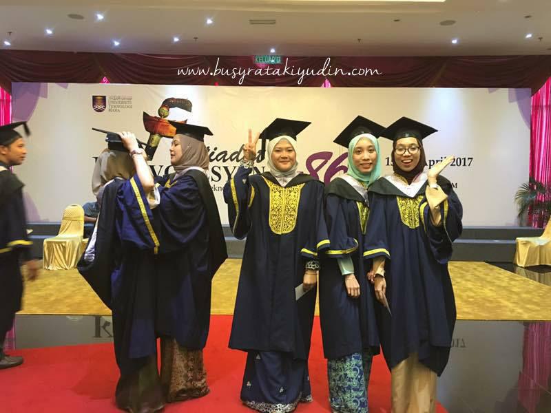 konvokesyen, officiallygraduated, uitmshahalam, perancangbandarwilayah,
