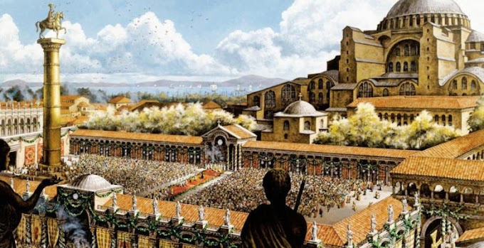 Ποιος ήταν ο συνεχιστής του Βυζαντίου;