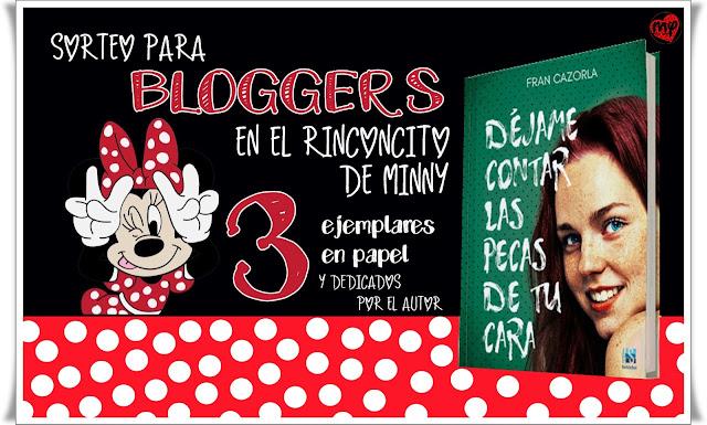 Sorteo Bloggers :)