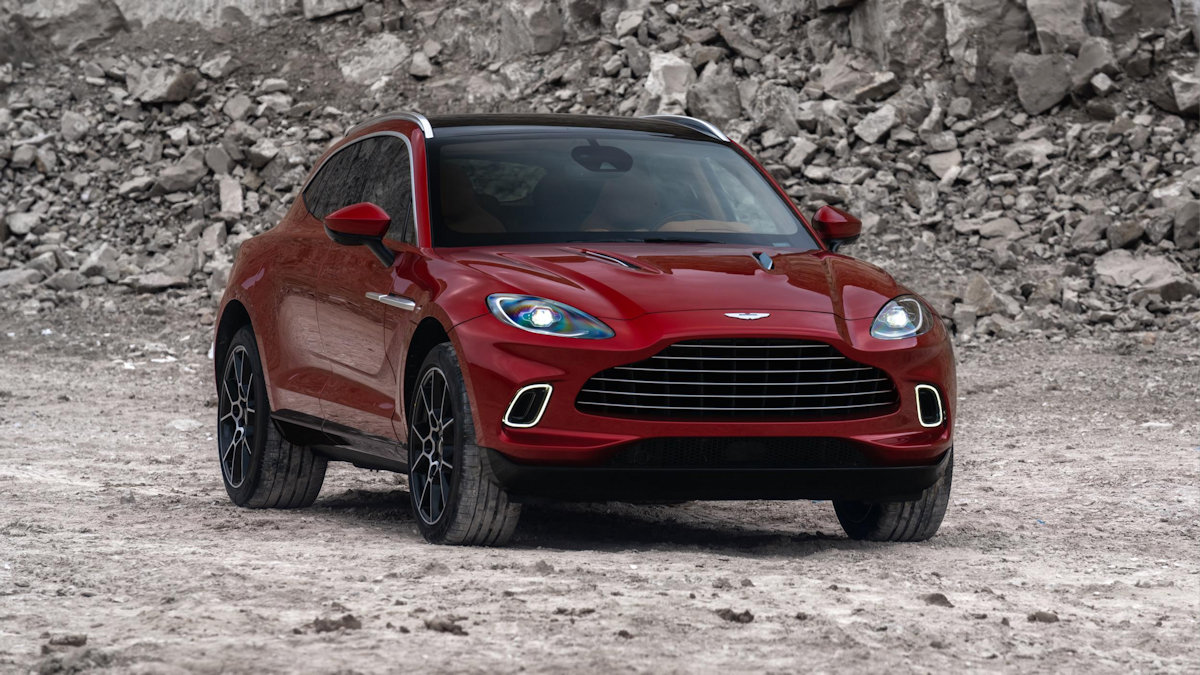 This Is Aston Martin S First Ever Suv Meet The Dbx Carguide Ph Philippine Car News Car Reviews Car Prices