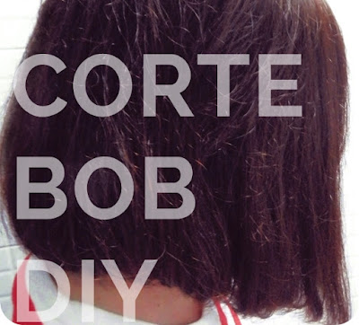 Corte de pelo en casa estilo Bob (DIY)
