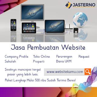 jasa pembuatan aplikasi berbasis web untuk skripsi kerja praktek murah terpercaya pekanbaru