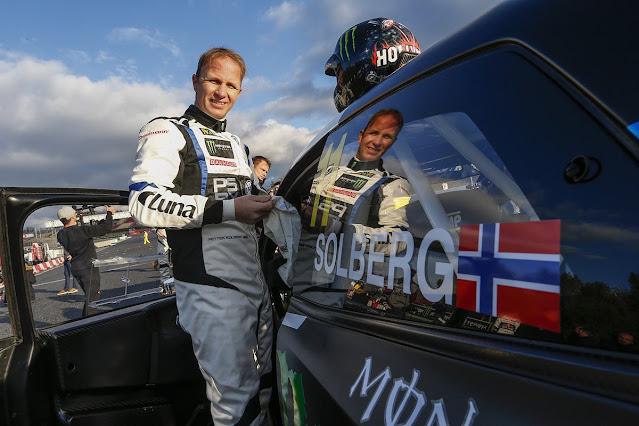 Peter Solberg WRC