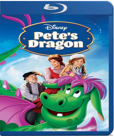 Pete's Dragon [1977] [BD25] [Subtitulado]