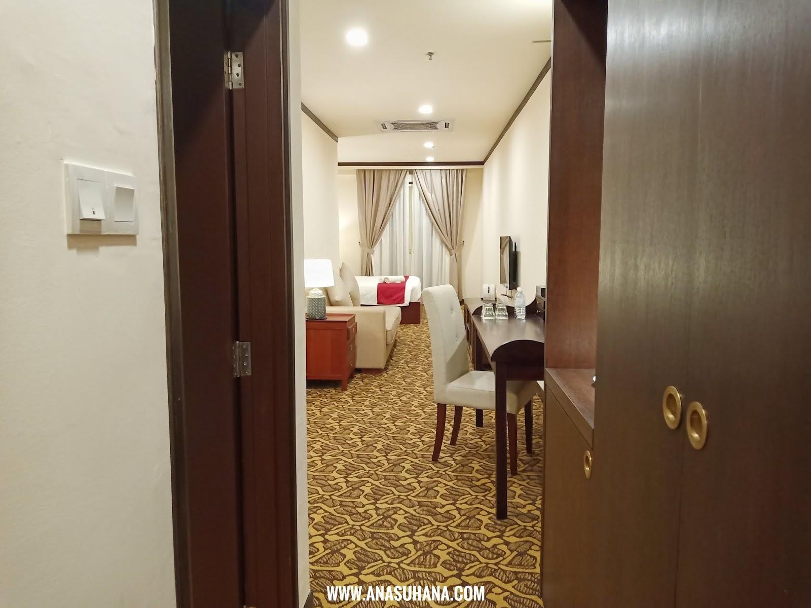 Hotel Melaka : Riviera Suites Melaka