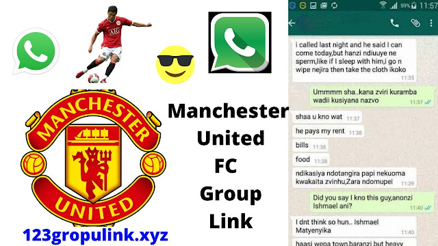 Join 50+ Manchester United FC Whatsapp Group Link