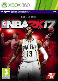 یاری بۆ ئێكس بۆكس NBA 2k17 xbox360 torrent