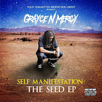 Direct MP3/AAC Download - Self Manifestation by Grayce N' Mercy - stream album free on top digital music platforms online | The Indie Music Board by Skunk Radio Live (SRL Networks London Music PR) - Sunday, 28 July, 2019