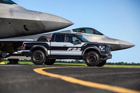 F-22 F-150 Raptor