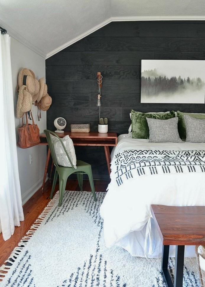 perfect and cozy bedroom design idea
