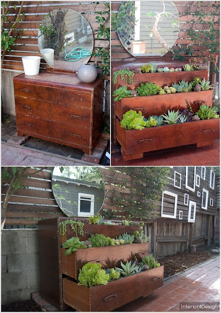 10 Amazing Ideas to Repurpose Old Stuff and Bring Them a New Life 5
