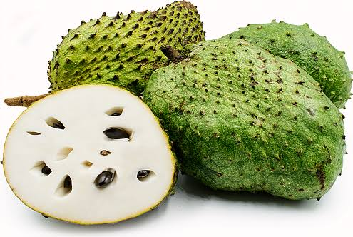 Annona Muricata-sirsak makanan kesehatan