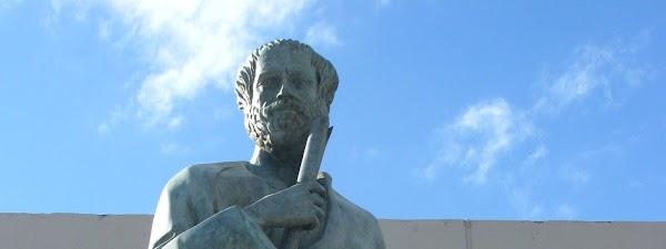 Aristóteles : Biografía, frases celebres y libros digitalizados