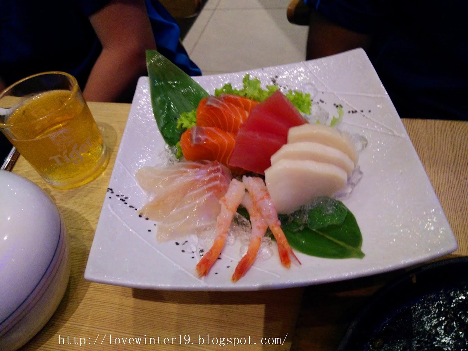 Aoki Japanese Restaurant Glen Waverley Menu