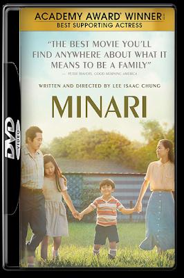 Minari [2020] [DVDR R1] [Latino]