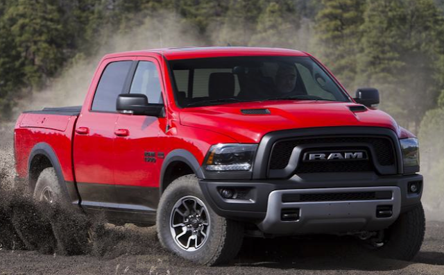 2016 Ram 1500 Rebel Wins Pickup Truck of the Year by Four Wheeler Magazine
