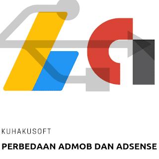mengenal perbedaan google adsense dan google admob