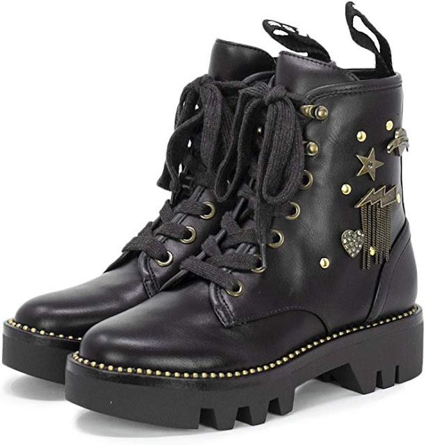 scarpe anfibi