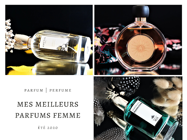 MES MEILLEURS PARFUMS FEMME |  ÉTÉ 2020