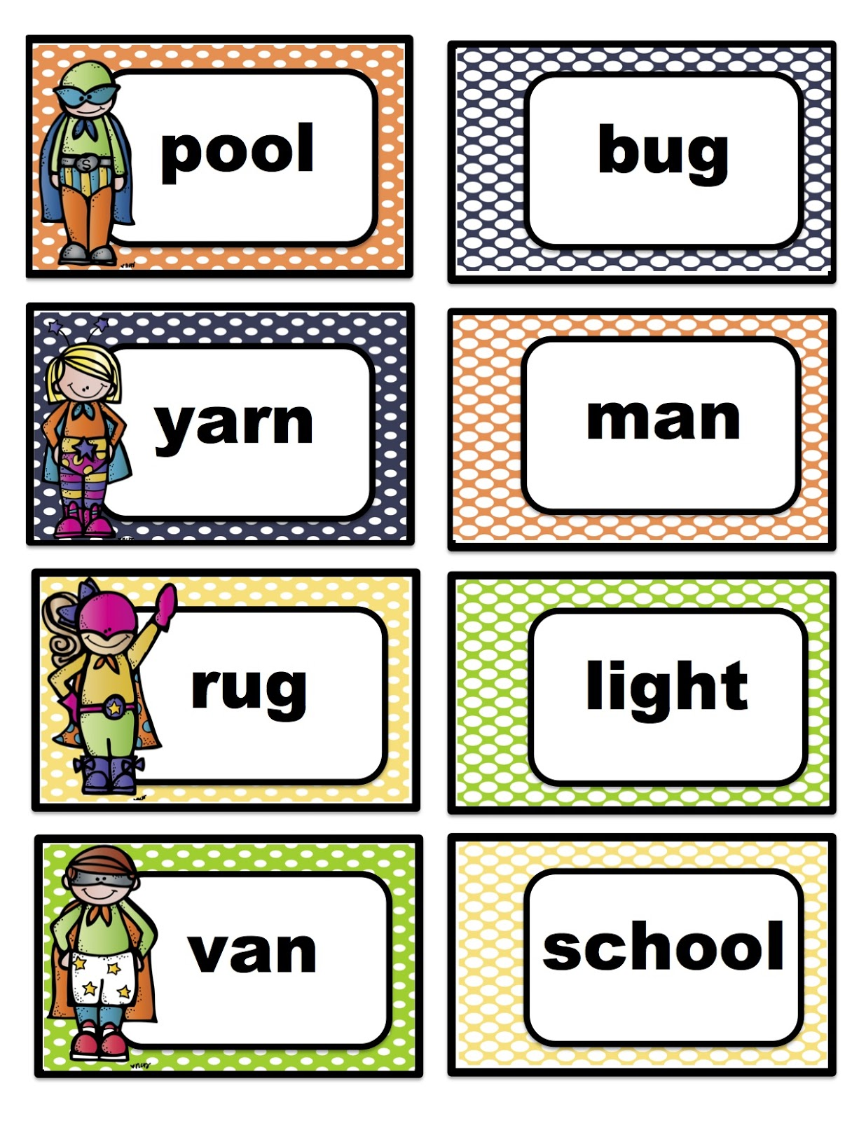 Rhym+Kinder+1 - List Of Rhyming Words For Kindergarten