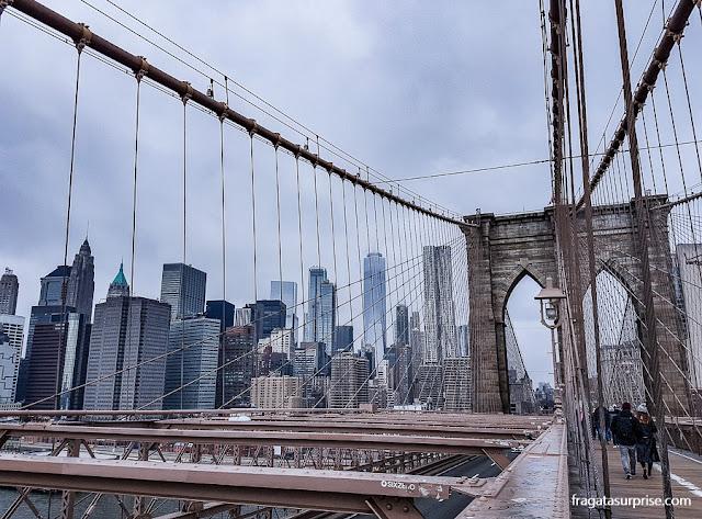 Ponte do Brooklyn, Nova York