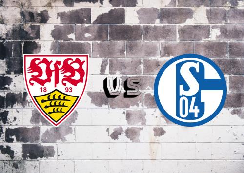 Stuttgart vs Schalke 04  Resumen