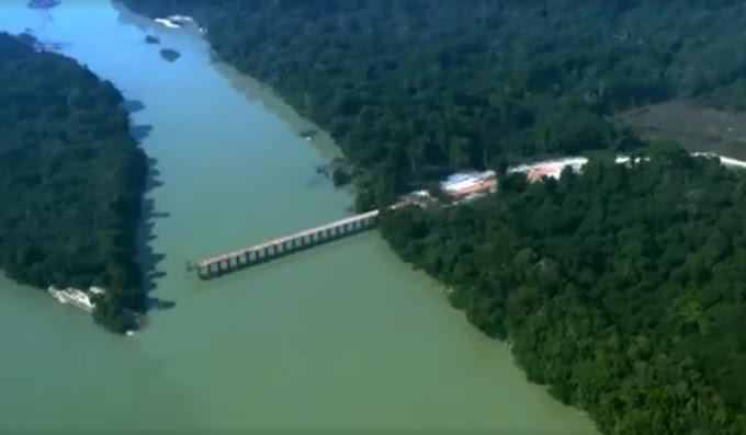 MP requer suspensão das obras de construção de ponte sobre o Jamanxim